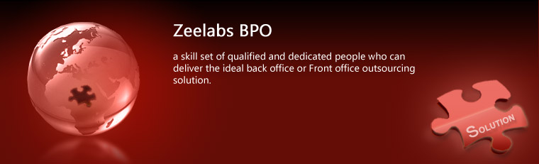 Zeelabs Business Process Outsourcing