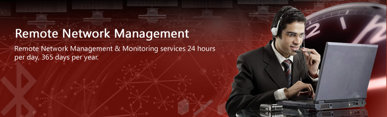 Remote Network Management